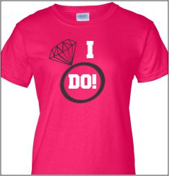 I DO TSHIRT