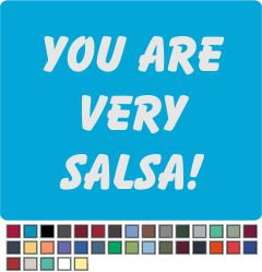 you are very salsa